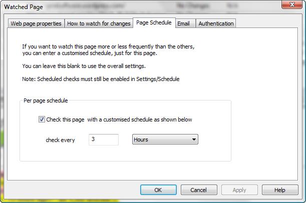 网站变动监控通知软件